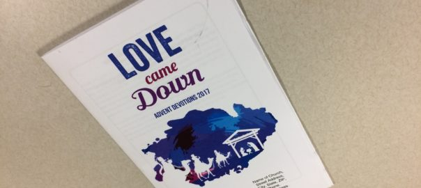 Love Came Down: December advent book, free PDF